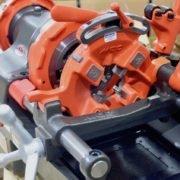 Máy tiện ren ống MCC500 Japan 11
