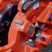 Máy làm ren ống nước MCC500 Japan. Sản xuất 100% tại Nhật Bổn.
