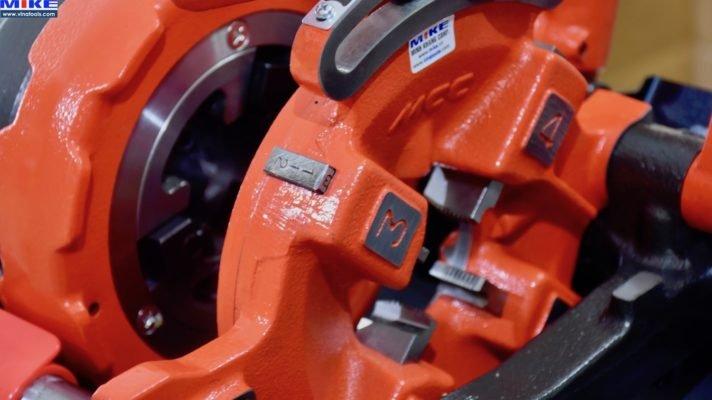 Máy tiện ren ống MCC500 Japan