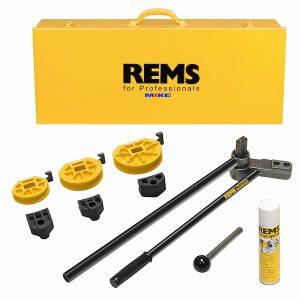 REMS Sirus bộ uốn ống bằng tay, chuyên dụng, sản xuất tại Đức.