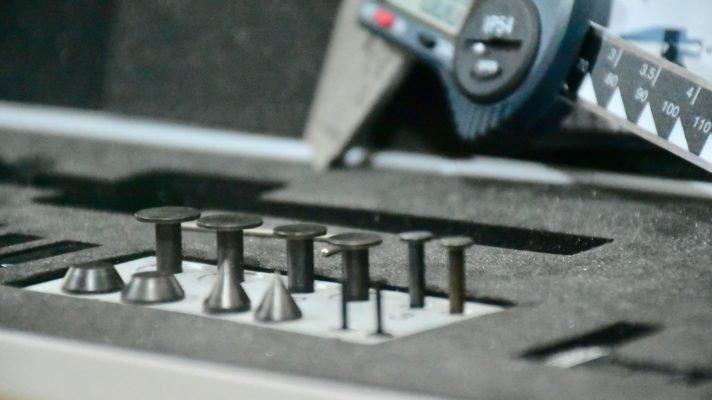 Thước cặp điện tử với đầu đo đặc chủng Vogel Germany