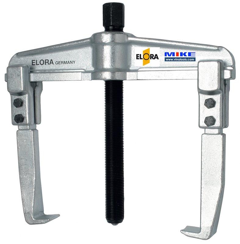 Cảo 2 chấu độ mở 50 - 160mm, cảo trong - ngoài kết hợp 6,5 tấn
