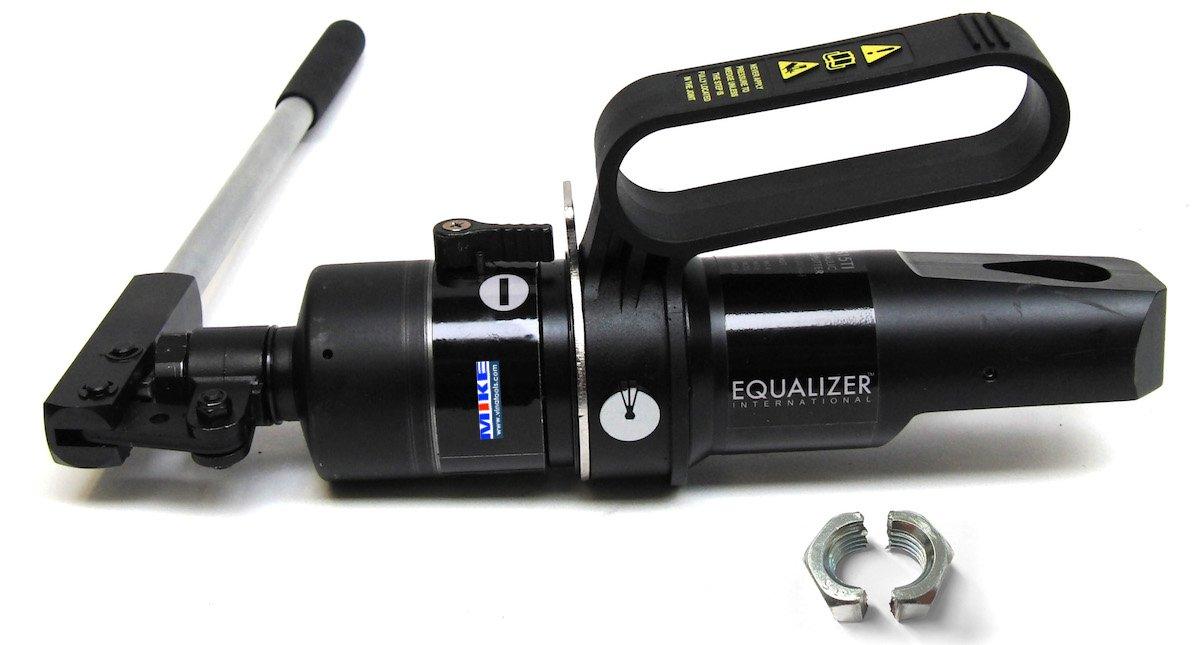 Cắt đai ốc bằng thủy lực NS20TI-STD, đai ốc từ 32 đến 51mm. M24 - M30