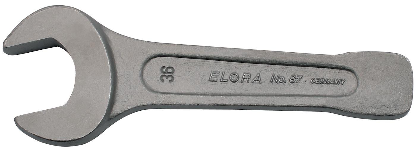 Cờ lê miệng đóng ELORA Germany. Chuẩn DIN 133.