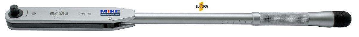 Cờ lê lực 12-68 N.m ELORA 2140-68, đầu vuông 1/2 inch