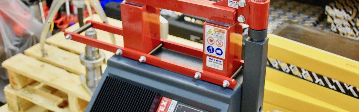 Máy gia nhiệt vòng bi để bàn BETEX Induction Heater.