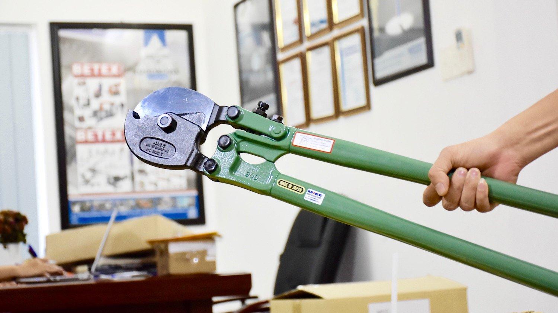 Kìm cắt cáp xoắn 42 inch WC-0210, 1050mm, đường kính cắt 20mm