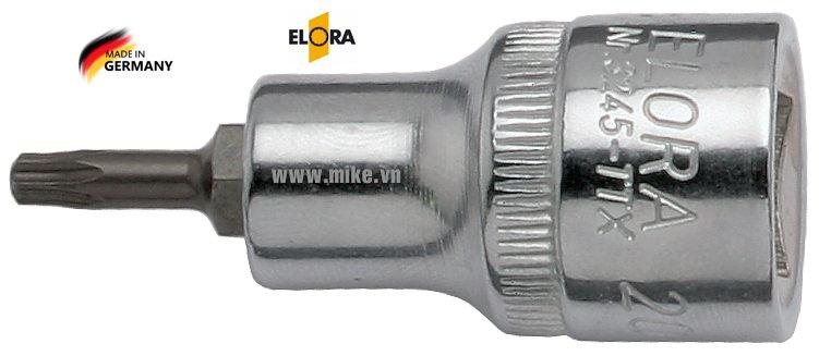 Tuýp lục giác đầu sao ELORA 3245-TX