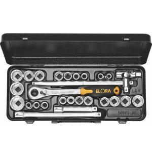 771-OKLAK bộ socket 23 chi tiết sản xuất tại Đức