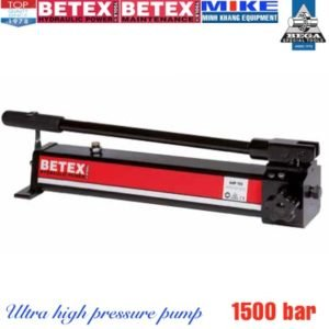 Ultra high pressure pumps BETEX AHP705