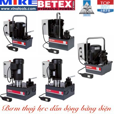 Hydraulic-electric-driven-pump-betex