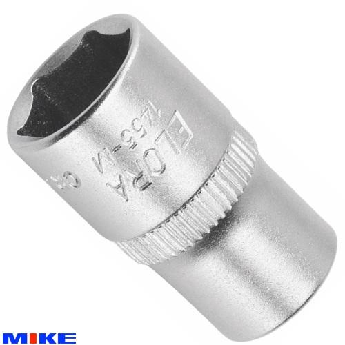 """Đầu tuýp hệ inch ELORA 1455A-Series, đầu vuông 1/4"""", đầu khẩu, socket 5/32-9/16 inch."""