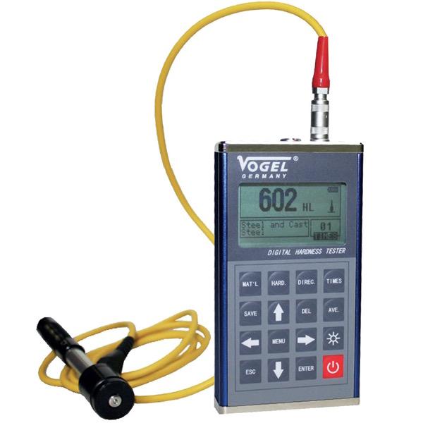 Máy đo độ cứng kim loại cầm tay, vạn năng, Rebound Hardness Tester. Vogel 651606