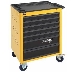 Tủ đồ nghề 7 ngăn ToolJET, không bao gồm dụng cụ ELORA 1225-LOT