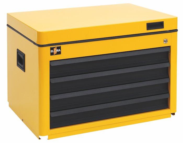 Tủ đồ nghề xếp chồng 4 ngăn kéo, TOOL CHEST Elora 1226-LOT.