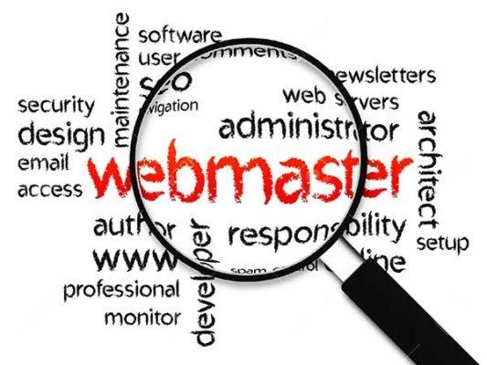 Tuyển webmaster