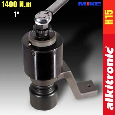 Manual Torque Multipliers - Alkitronic - H15