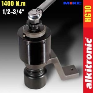 Manual Torque Multipliers - Alkitronic - HG10