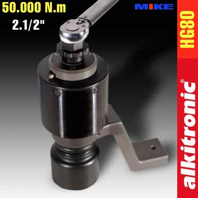 Manual Torque Multipliers - Alkitronic - HG80