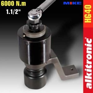 Manual Torque Multipliers - Alkitronic - HG40