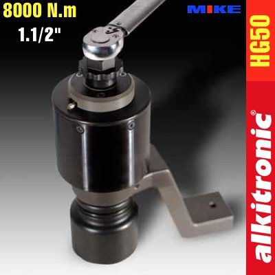 Manual Torque Multipliers - Alkitronic - HG50