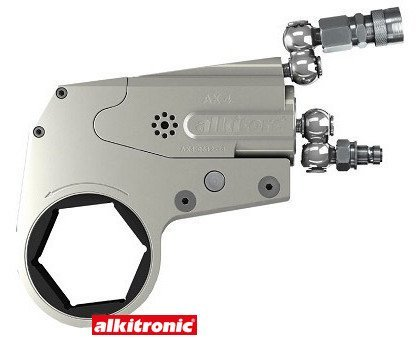 Hydraulic torque wrenches-alkitronic-ax-series