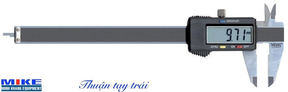 Thước cặp điện tử cho người thuận tay trái