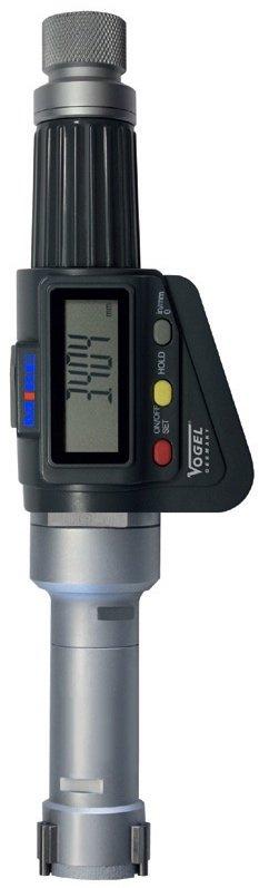 Panme điện tử đo lỗ 6-8mm, 3-points. Digital Bore Gauge IP54. Vogel Germany.