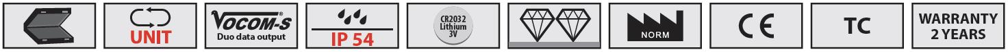 Chức năng, tính năng của panme điện tử đo lỗ. Vogel Germany