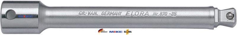 Thanh nối dài 150mm vuông 3/8 inch ELORA 870-4V
