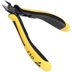 Kìm cắt chân linh kiện điện tử 4520-OE2K. Electronic side cutter ESD. Elora Germany.