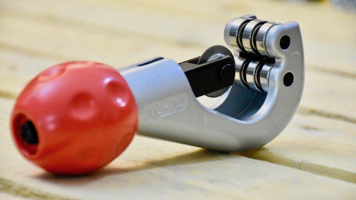 Dao cắt ống TC-42, đường kính cắt tới 42mm. MCC Japan.