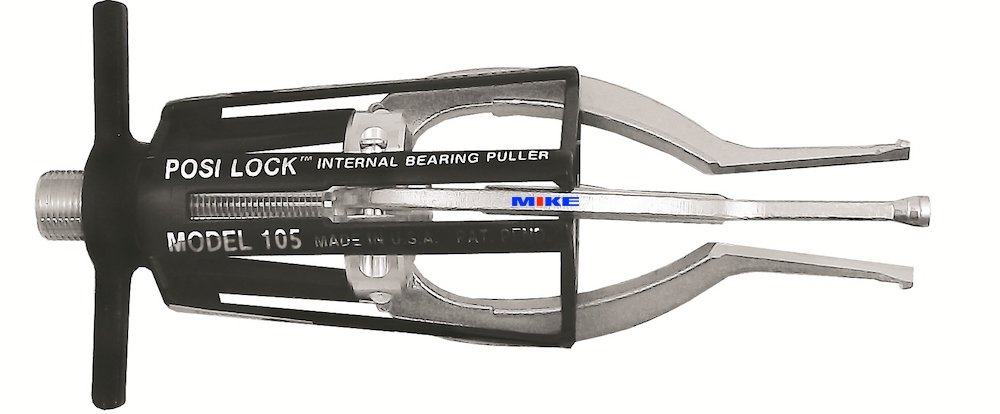 Cảo vòng trong, cảo trong. Internal Bearing Puller. Posilock PMI6. Made in America.