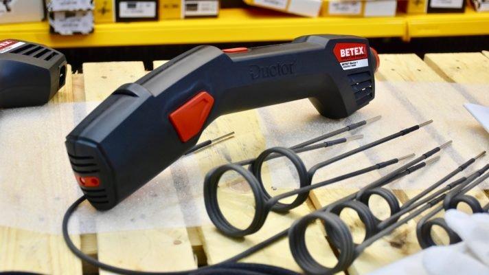 Máy gia nhiệt cầm tay BETEX iDuctor - Holland - 27