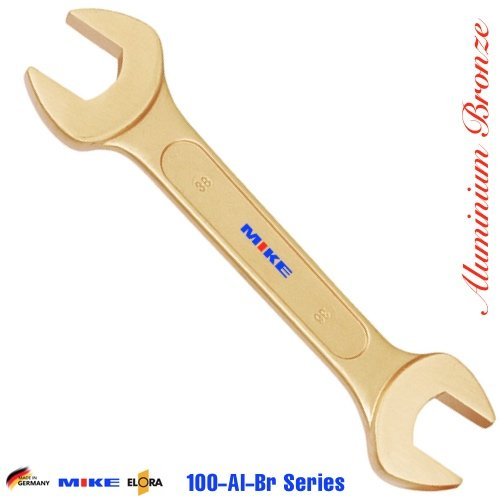 Non-sparking-tools-open-ended-spanner-elora-100-al-br-series