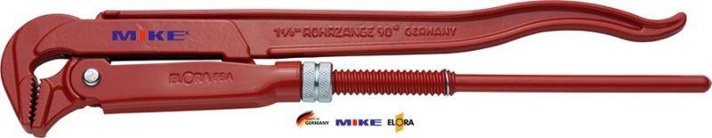 Mỏ lết ống 720mm ngàm 90 độ ELORA 66A-3. Độ mở ngàm 103mm. Pipe Wrench.