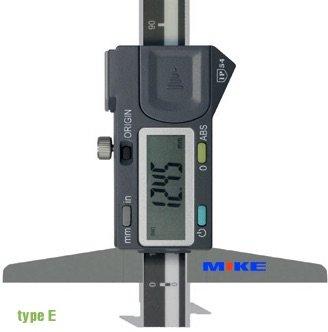 Thước đo sâu điện tử 300mm type E, Digital Depth Calipers. Vogel Germany