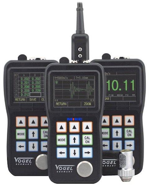 Ultrasonic Thickness Gauge 480246. Máy đo độ dày vật liệu bằng siêu âm, cảm biến rời