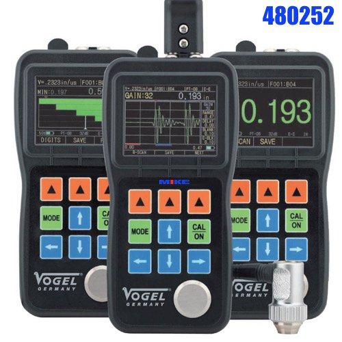Ultrasonic ECHO-ECHO Thickness Gauge. Máy đo độ dày vật liệu bằng siêu âm.