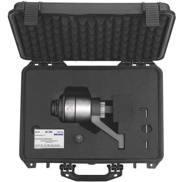 Bộ nhân lực 3500Nm 1:13 ELORA 2601-3, đầu vuông 3/4 inch. Power Multipliers.