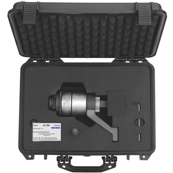 Bộ nhân lực 7000Nm 1:44 ELORA 2601-5, đầu vuông 3/4 inch. Power Multipliers.