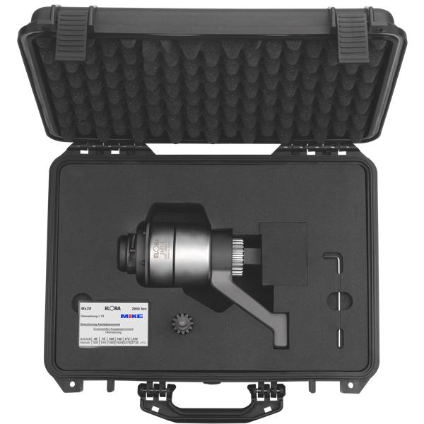 Bộ nhân lực 10000Nm 1:55 ELORA 2601-6, đầu vuông 3/4 inch. Power Multipliers.