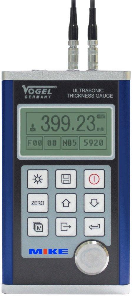 Máy đo độ dày kim loại bằng phương pháp siêu âm. Ultrasonic Thickness Gauge.