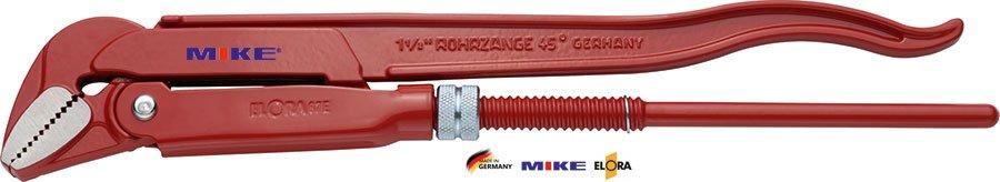 mỏ lết ngang kiểu Mỹ. Pipe Wrenches ELORA 67E