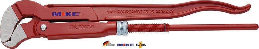 68SN - Mỏ lết răng ngàm chữ S. ELORA Germany