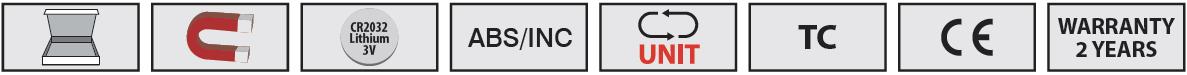 các chức năng của thước đo hành trình Vogel
