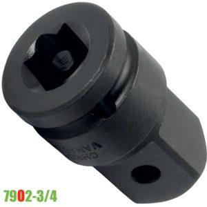 """7902-3/4 đầu chuyển từ 1/2"""" sang 3/4 inch dùng cho máy xiết ốc."""