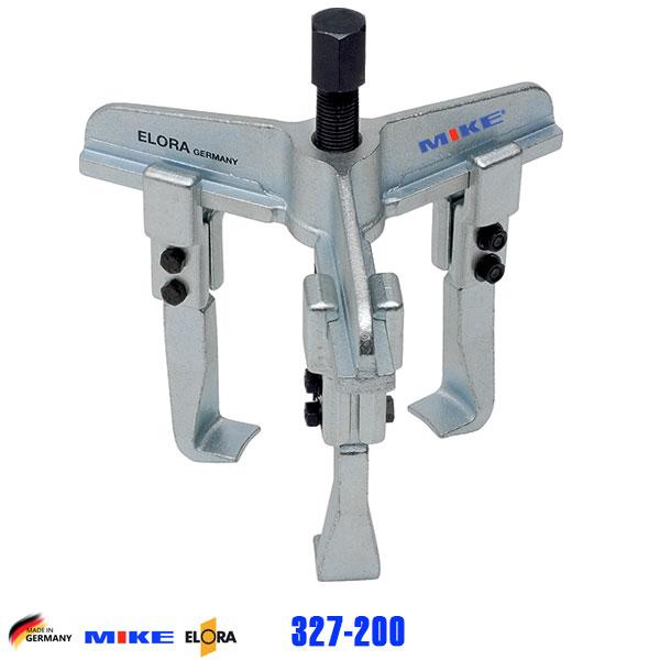 Cảo 3 chấu ngàm mở 60 - 200mm ELORA 327-200, cảo trong - ngoài kết hợp.