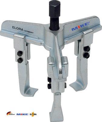 Cảo 3 chấu ngàm mở 50 - 160mm ELORA 327-160, cảo trong - ngoài kết hợp.