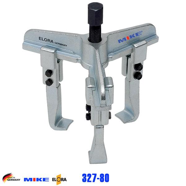 Cảo 3 chấu ngàm mở 20 - 90mm ELORA 327-80, cảo trong - ngoài kết hợp.
